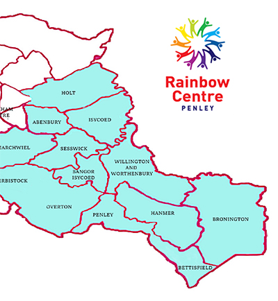 Rainbow centre Penley